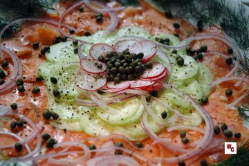 Lox and Bagels 2 wc