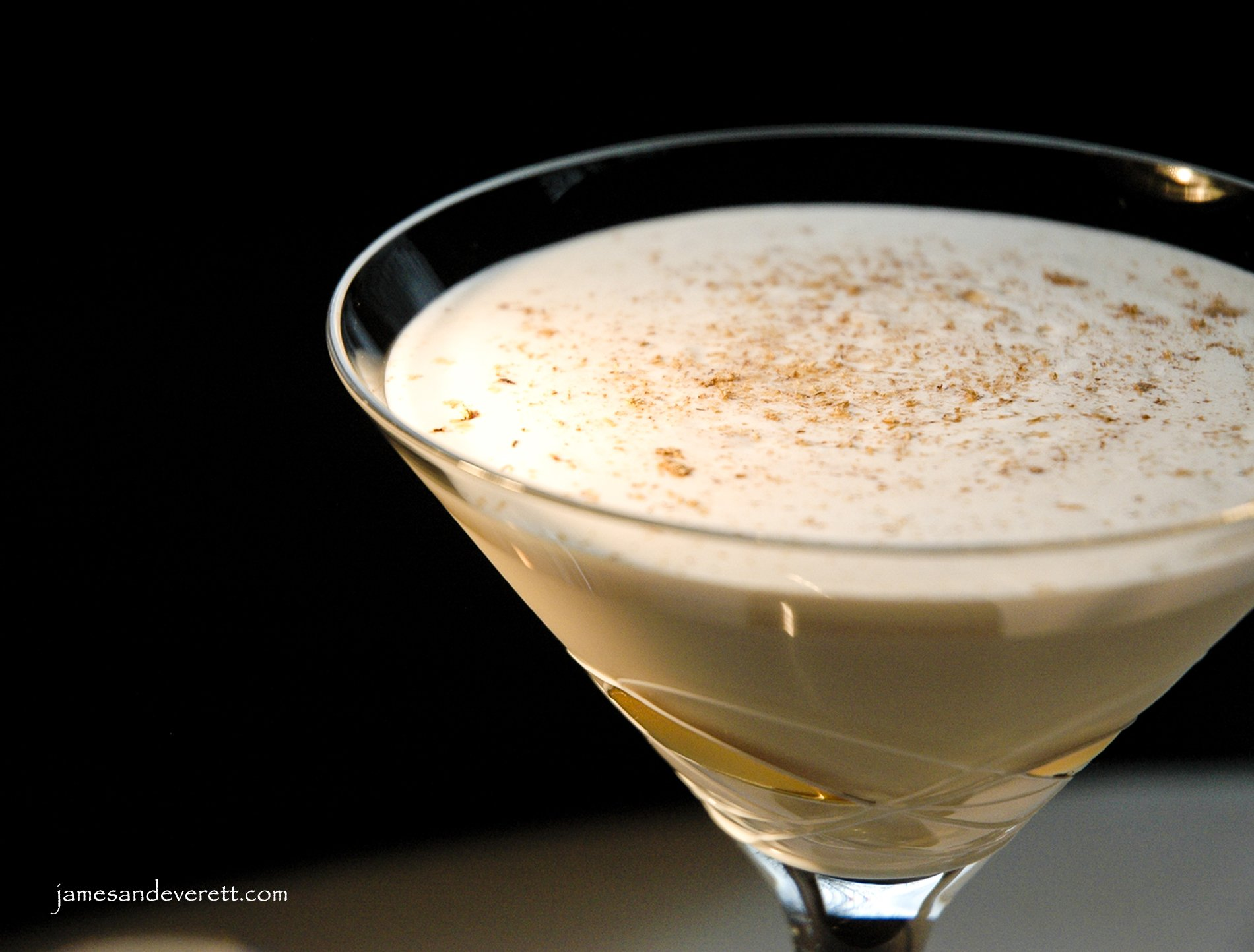 TGIF with a Brandy Alexander – James & Everett