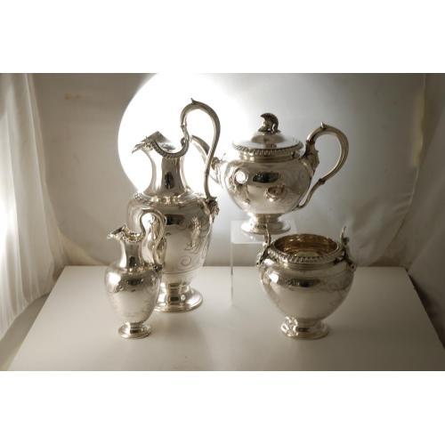Medium Crop Of Silver Tea Set