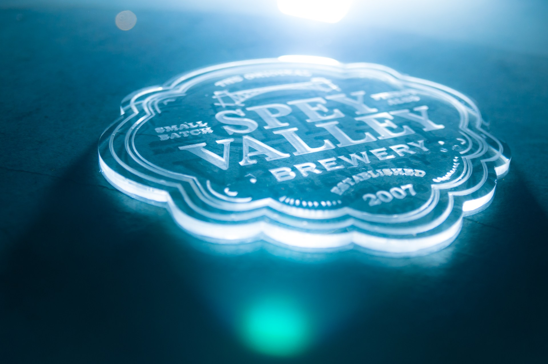 Spey Valley Brewery Logo