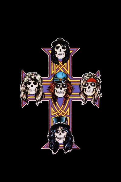 Guns 'N Roses - Appetite for Destruction - iPhone Album Art