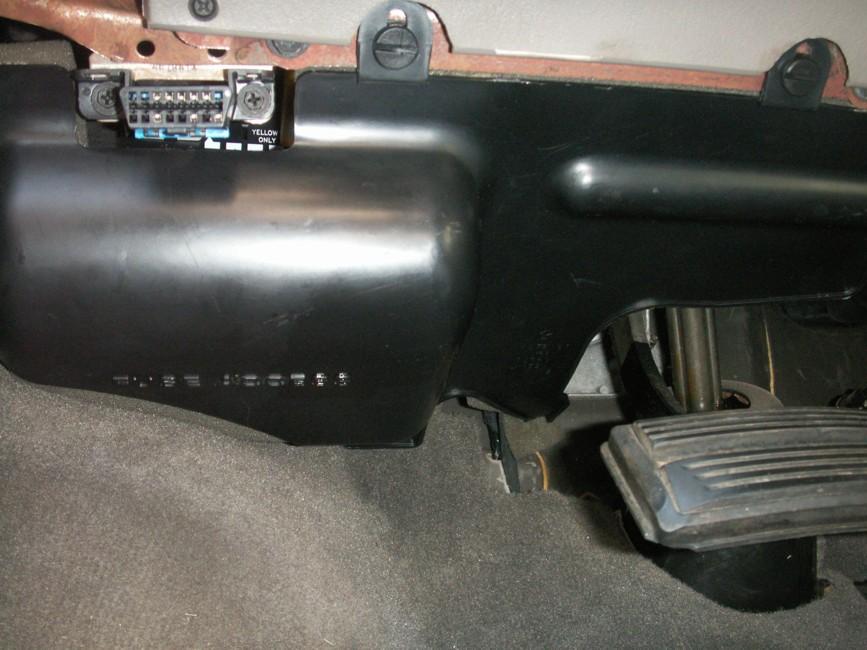 Chrysler Mini-Van Body Control Module (BCM) Replacement