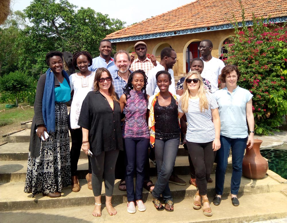 Miles Morland Foundation hosts African Writers in Uganda