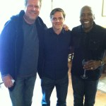 JR Robinson, James Taylor and Nathan East at ArtistWorks