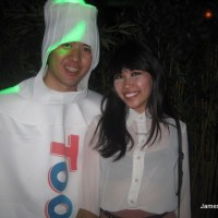 Sassy Saturdays - World Square Pub - toothpaste costume