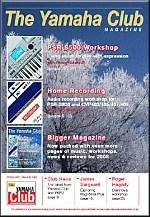 Yamaha Club Magazine Feb - Mar 2008