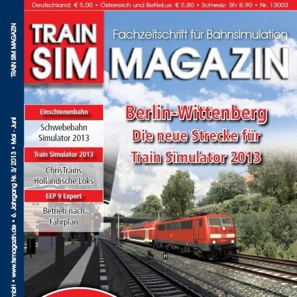 London to Faversham, GWR Manor Class & City of Truro Reviews – Train Sim Magazin (German)