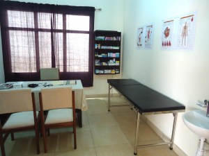First Aid Clinic