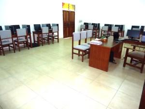 Electronic Library Jamia Ahmadiyya International,Ghana