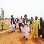 Visit Jamia Ahmadiyya Ghana