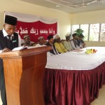 Recitation by Mr. Musa Issa