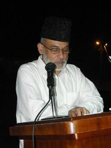 Mubarak Ahmad Zafar Sb.
