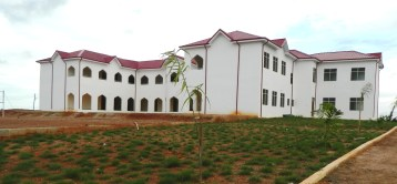 Rear View of building