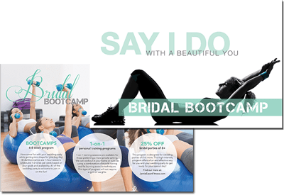 post natal bikini boot camps