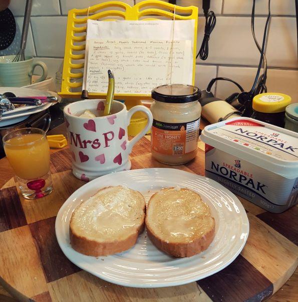 JamJarGill: Meatless Monday: wk49: Breakfast