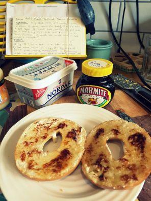 JamJarGill: Meatless Monday: wk50: Breakfast