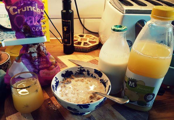 JamJarGill: Meatless Monday {1 year 5 weeks}: Breakfast