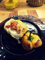 JamJarGill: Meatless Monday {1 year 8 weeks}: Dinner