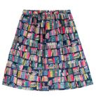 1st Outfit: Elasticated Waisted Patterned Knee Length Skirt (Cath Kidston)