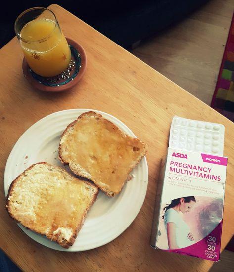 JamJarGill: Meatless Monday {1 year 12 weeks}: Breakfast