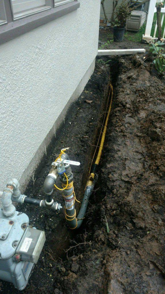 Underground Gas Piping For A Firepit, The Basics by JM Gas Piping