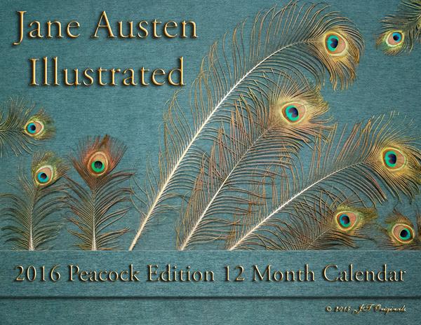 Peacock Calendar 2016