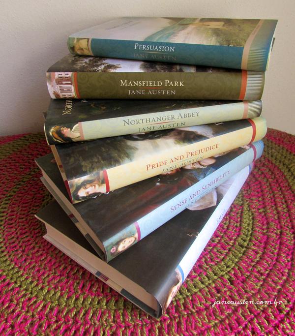 Coleção Jane Austen, Signature Editions