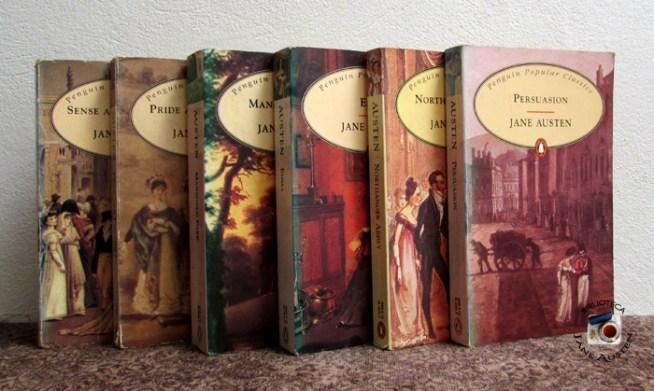 Penguin Popular Classics Jane Austen