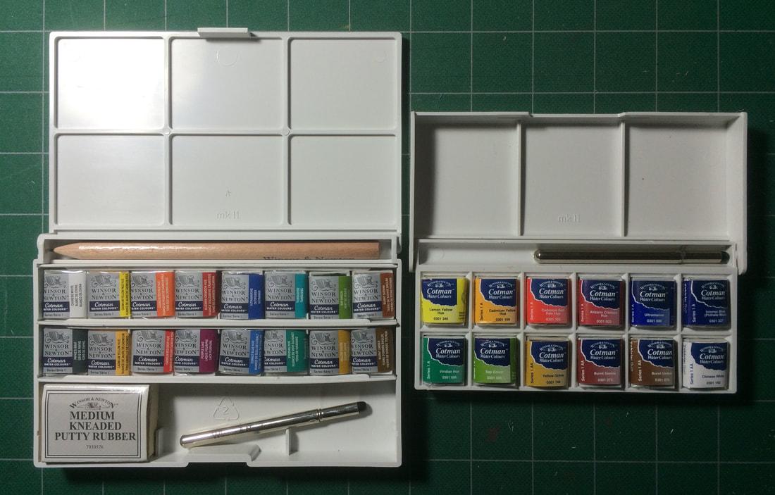 Palettes - Jane Blundell - Artist