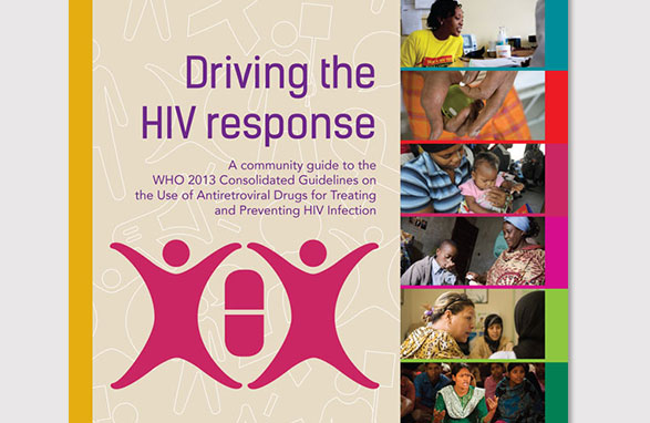Driving the HIV Response « Jane Shepherd  Graphic design and