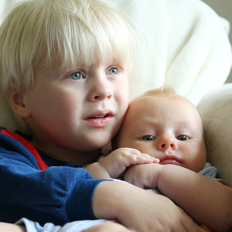 Helping Kids Adjust to Life With the New Baby - Janet Lansbury