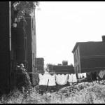 Summer Laundry, 1990