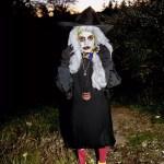 Jess as a Witch