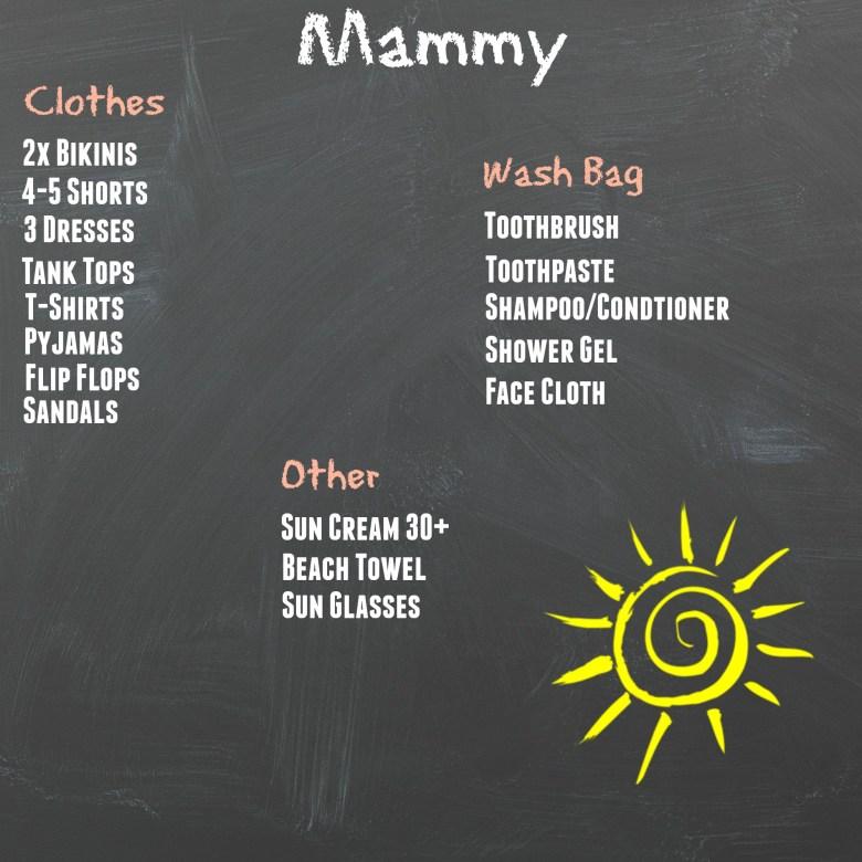 Mammy Holiday