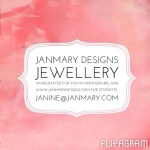 Been a busy month for janmary designs