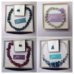 My latest Janmary Designs jewellery delivered to Memento Gifts in Portrush