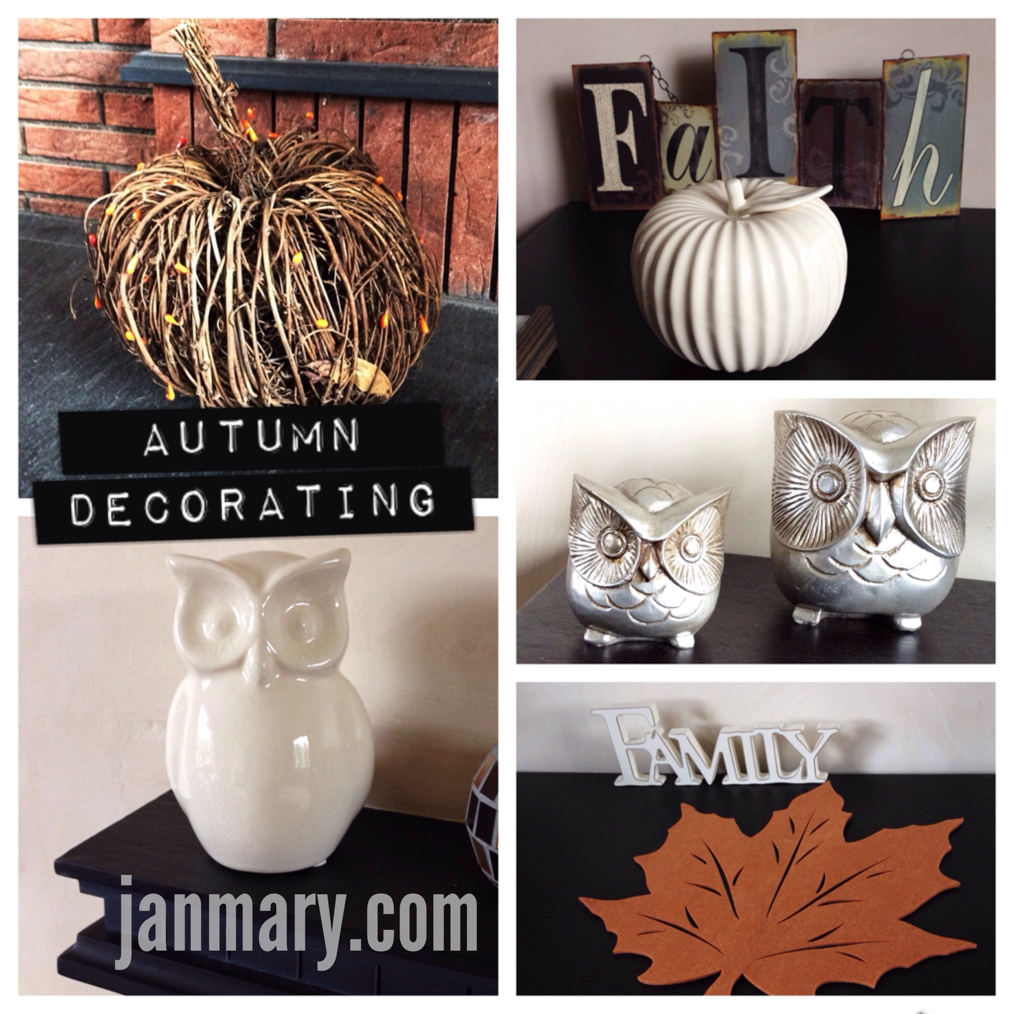How to do autumn fall decor for Home decor northern ireland