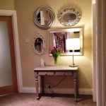 Hall way makeover including Annie Sloan chalk paint