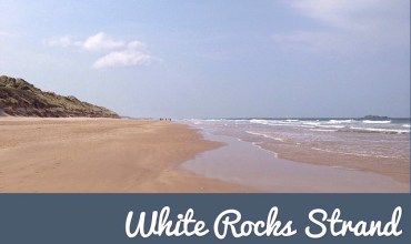 White Rocks Strand, Easter Monday