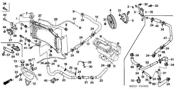 cbr600rr tail light wiring diagram