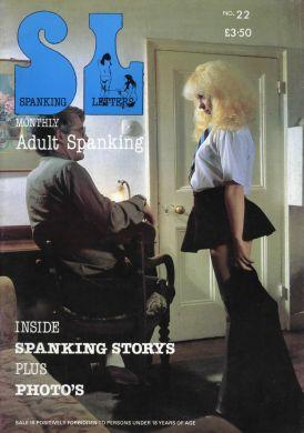 british spanking magazines
