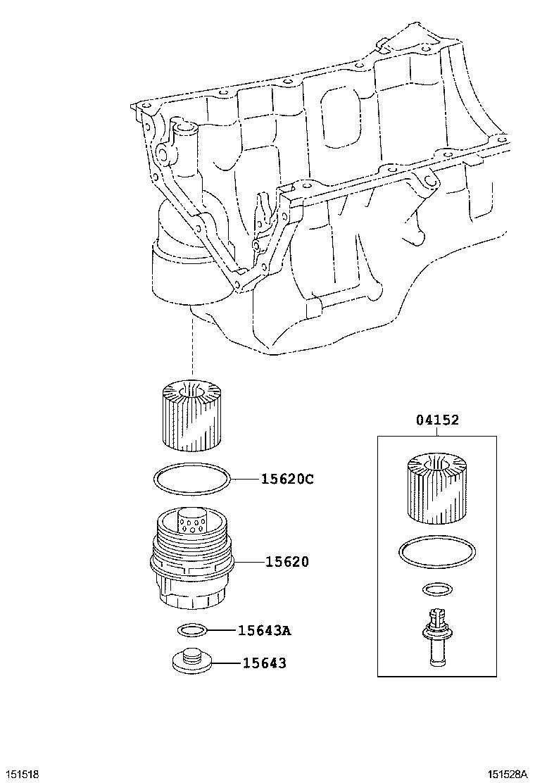 yaris fuel filter
