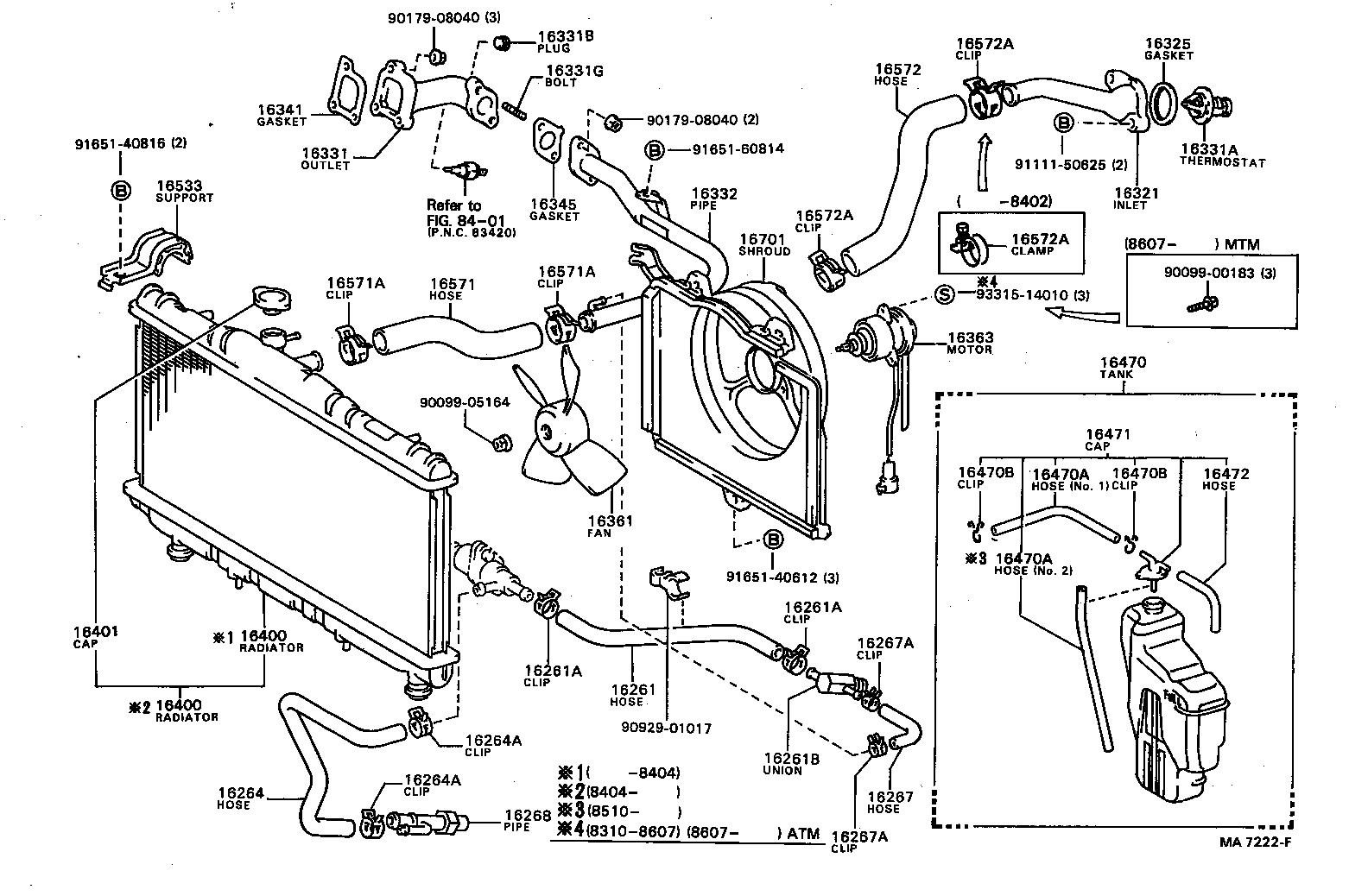 98 toyota celica engine diagram