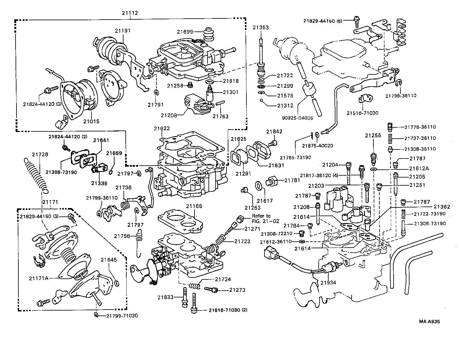 toyota 4y alternator wiring diagram