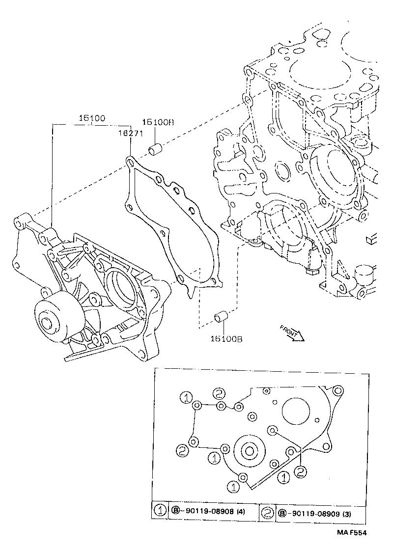 1994 toyota tercel starter wiring diagram