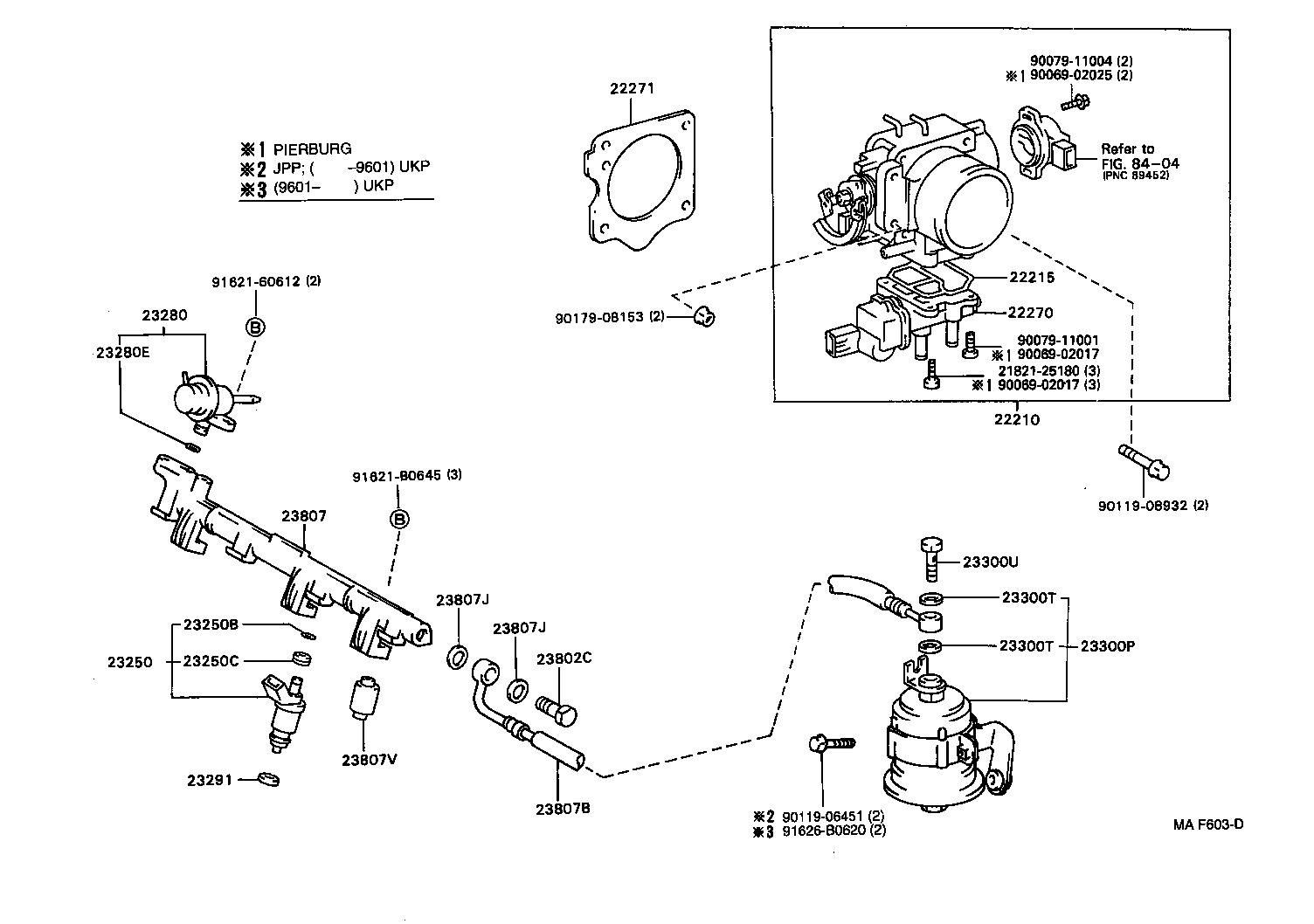 7afe engine coil diagram