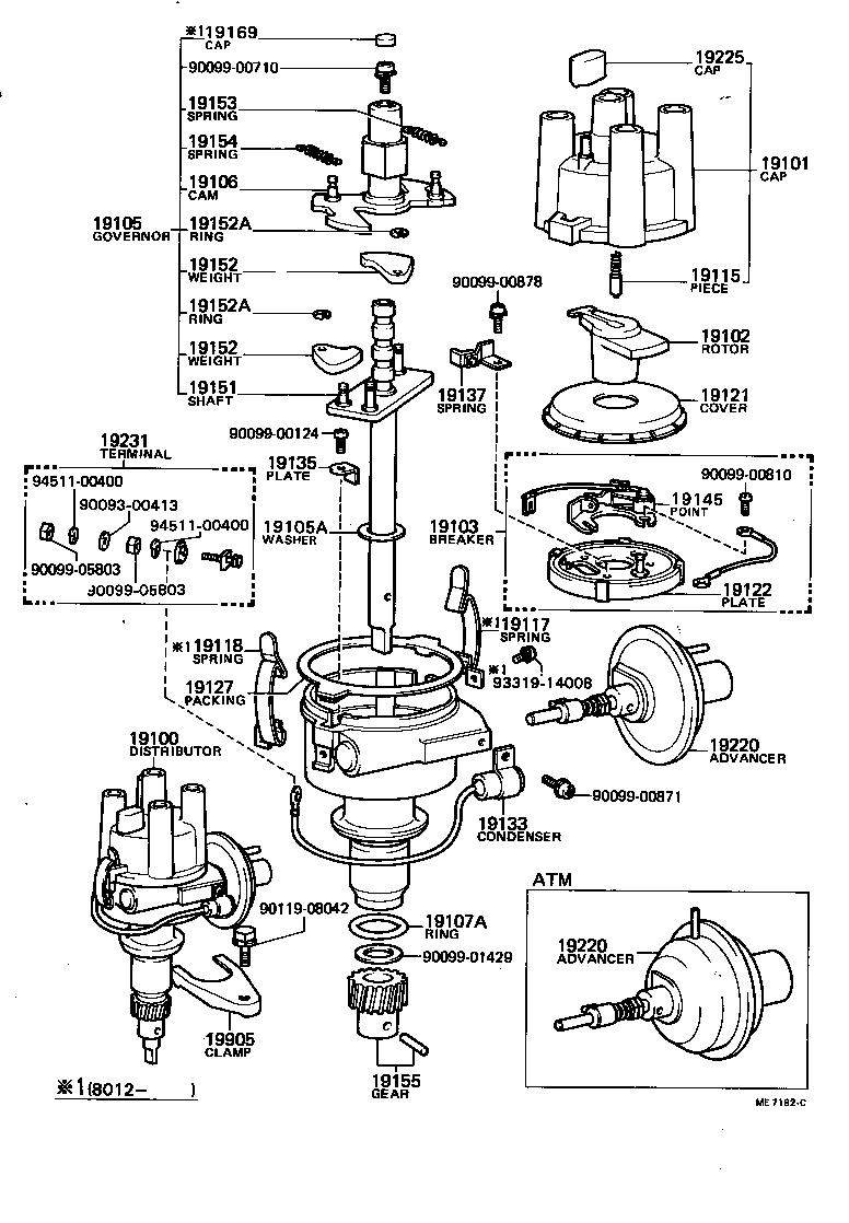 1998 toyota corolla ignition wiring diagram