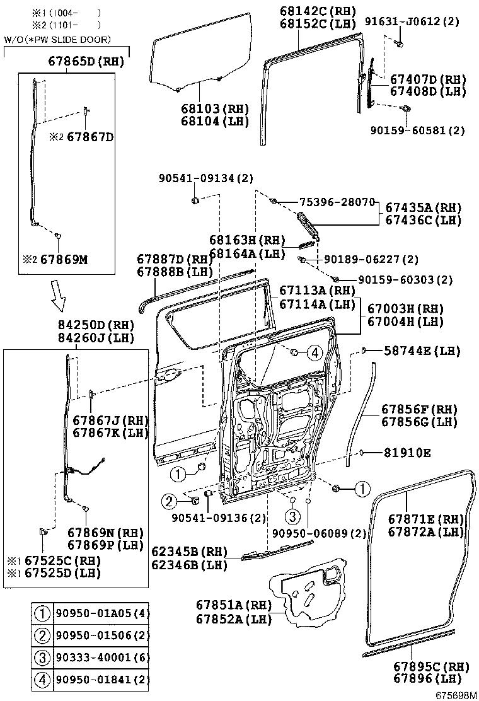 Toyota Vellfire Wiring Diagram Auto Electrical