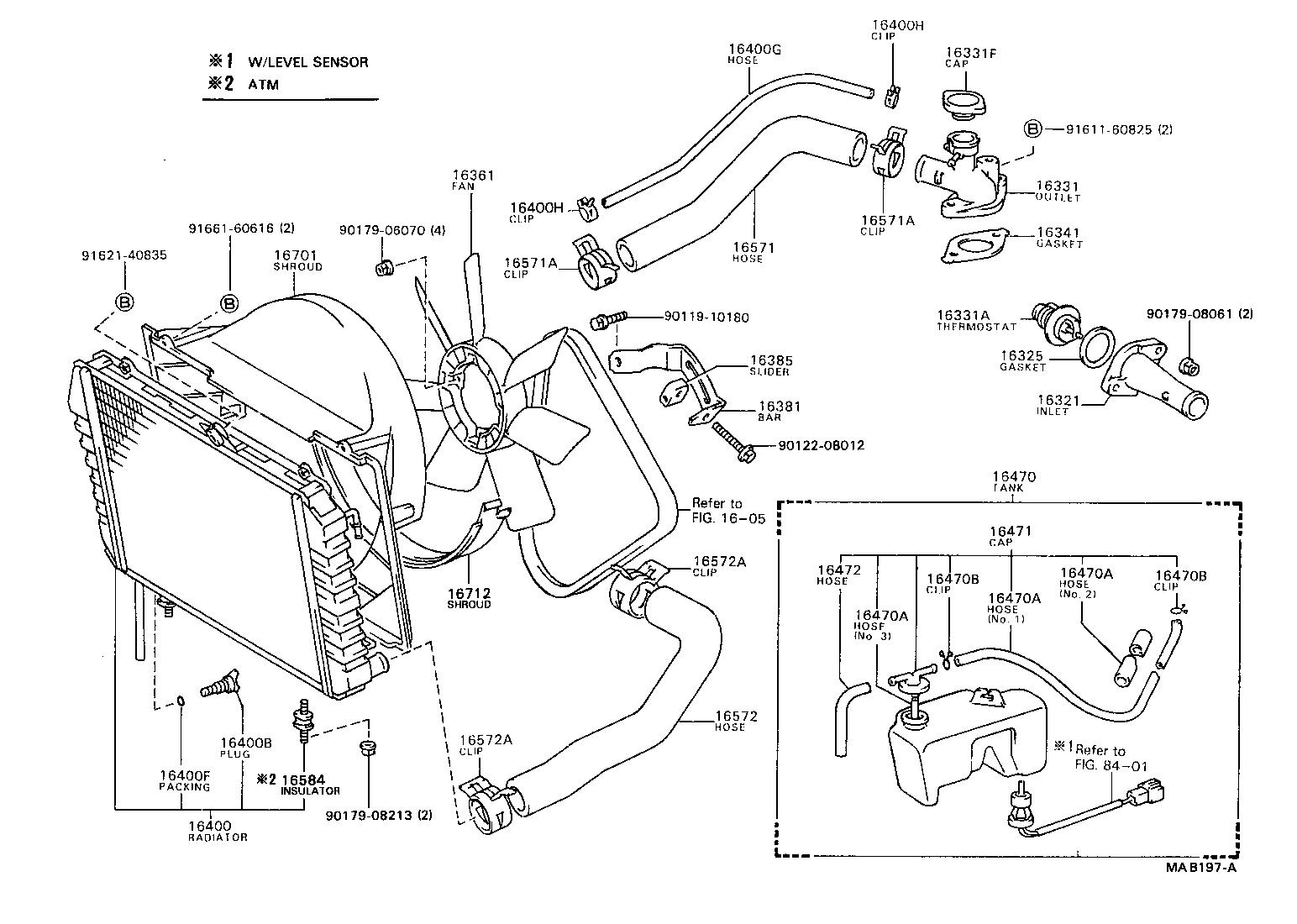 87 supra fuse box diagram