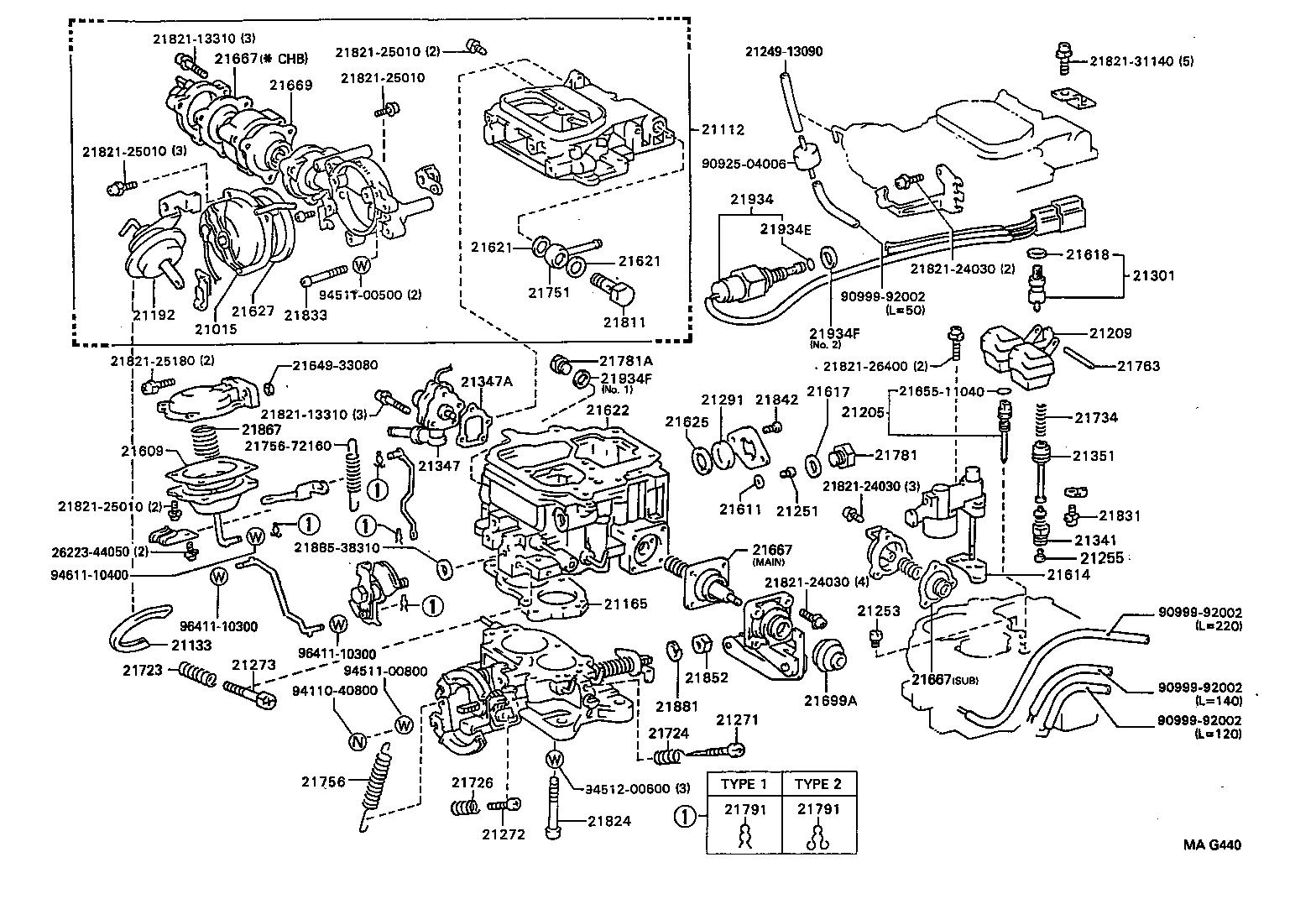 96 toyota t100 wiring diagram